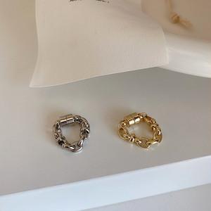 magnet chain ear cuff