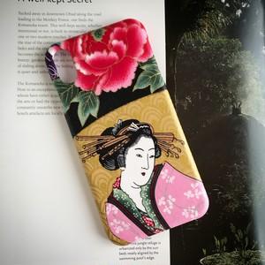 江戸美人・牡丹と花魁