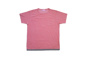 EACHTIME. PILE T-SHIRT PK/GY