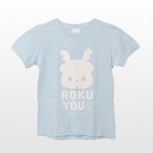 Tシャツ「ROKU YOU!!」キッズ用