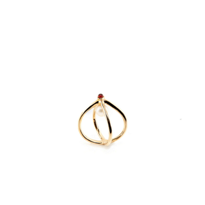 Co.Ro. Jewels WIRE RING GOLD