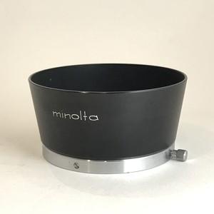MINOLTA D57KB Lens Hood