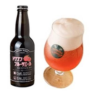 【完売御礼】 ドラゴンフルーツエール330ml 6本セット/Red Pitaya Red Ale