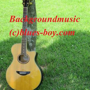 渋くてカッコイイ、スライドギター音楽素材・BGM
