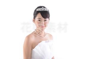 【0192】ポーズを取る花嫁