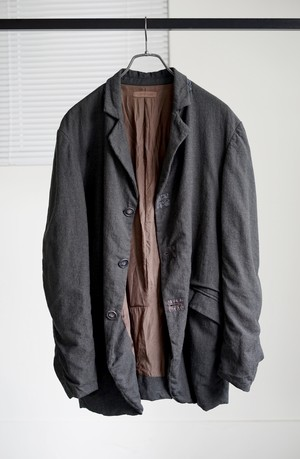 <SOLD OUT>Casey Vidalenc - Vintage Fabric Patch Jacket
