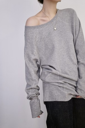 THE MERMAID / THERMAL SWITCH OVER TOPS  (GRAY)