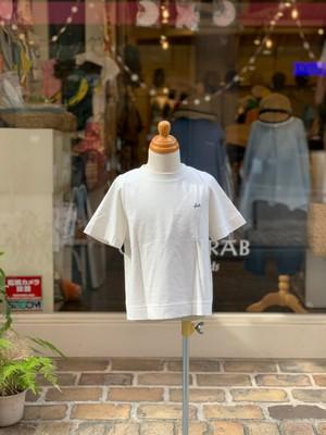 KIDS:FITH【フィス】シャンカール天竺Micky Tシャツ(ホワイト/130,140cm)ミッキーTシャツ
