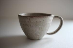 石原ゆきえ|マグカップ小(茶)