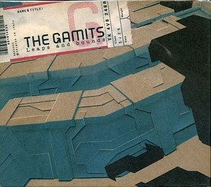 【USED】THE GAMITS / Leaps and bounds