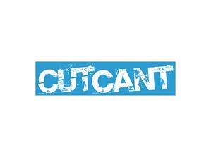CUTCANT ステッカー