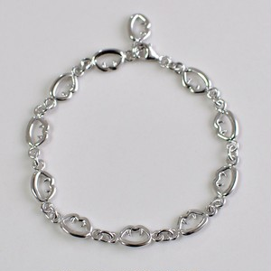 Fang Bracelet Silver