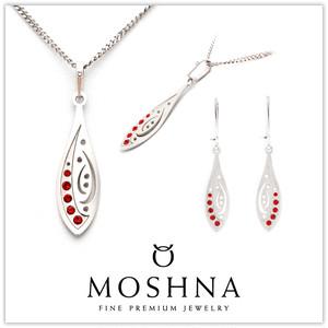 【MOSHNA:モシュナ】レッドドロップ RED DROP SET