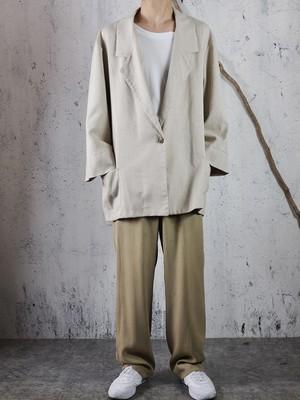 unconstruction jacket (beige)
