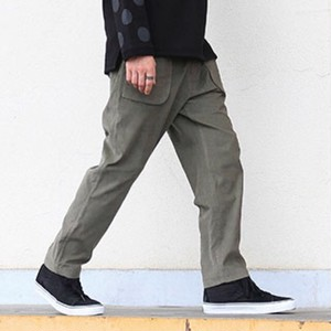 quolt / W-POCKET PANTS / KHAKI ・BLACK