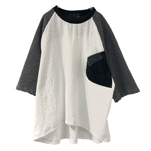 Raglan-T-shirts (white)