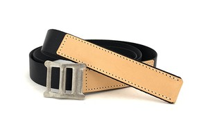 RE.ACT Buttero x Nylon Combi Belt Natural