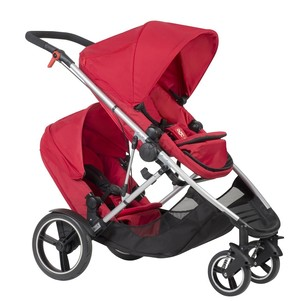 【40%OFF実施中】phil&teds voyager buggy Chilli  フィルアンドテッズ ボイジャー