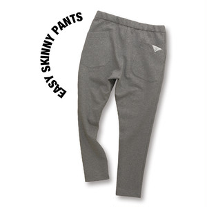 Easy skinny pants [Gray]