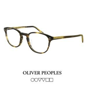 オリバーピープルズ OLIVER PEOPLES メガネ アジアンフィット ov5219f 1003 fairmont 眼鏡 フェアモント ボストン メンズ レディース クラシック