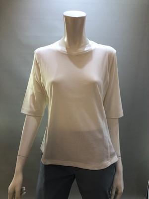 ClearStream 532-39141 ドライ感のあるコットン100%の半袖Tシャツ 日本製