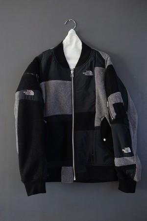 oldpark - flight jacket outdoor