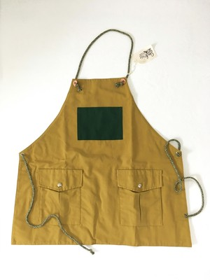 Mountain reversible apron[Coyote]