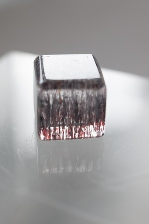 Goethite in Quartz CUBE 3