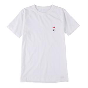 CUT × Boys in Tokyo Sentimental コラボレーションTシャツ【ホワイト】