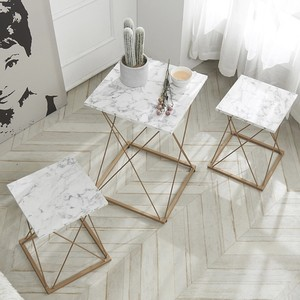 marble side table 2size 2colors / マーブル サイドテーブル 椅子 大理石 韓国 北欧