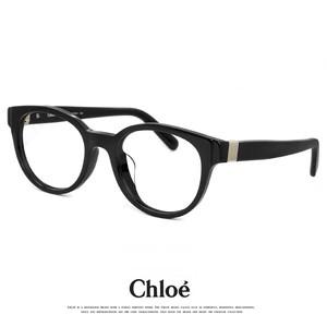 クロエ メガネ レディース ボストン ce2700a-001 chloe 眼鏡 メンズ レディース 丸メガネ めがね 黒縁 黒ぶち アジアンフィット モデル