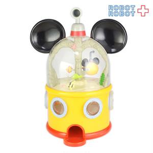 ディズニーシー ミッキーマウスの潜水艦 ガムボールマシン