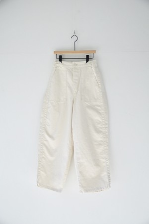 RESTOCK【ORDINARY FITS】 JAMES PANTS/OF-P046