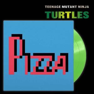TEENAGE MUTANT NINJA TURTLES: TURTLES IN TIME VINYL SOUNDTRACK  / iam8bit