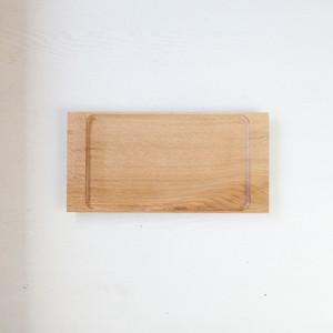 トレイ(シンプル) | ナラ No2