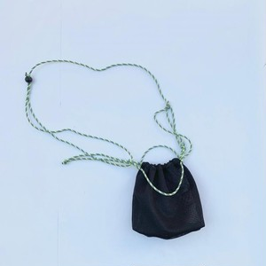 MOUN TEN.mesh pochette [MT201039] black MOUN TEN. メール便可