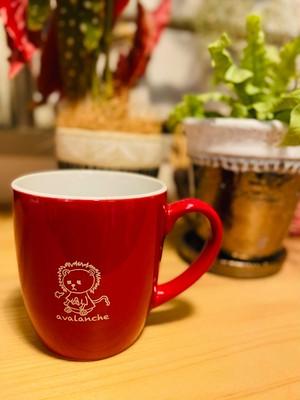 アバライオン マグカップ