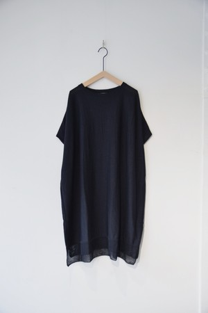【ORDINARY FITS】BARBER ONEPIECE/OF-N006