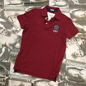 Abercronmbie&FitchメンズポロシャツSサイズ