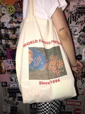 Pretzel Tote Bag