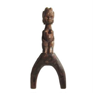 木彫りのパチンコ 2 / Wooden Slingshot 2
