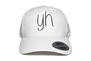 yh Low Cap (WHT/NVY)