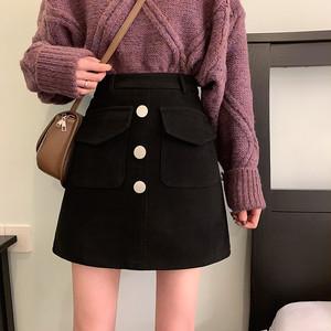 【 ボトムス】秋冬カジュアルストリート系スカート25416565