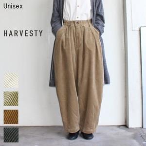 【入荷しました】 HARVESTY コーデュロイサーカスパンツ CORDUROY CIRCUS PANTS A11716