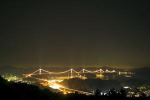 ポストカード 「近見山からの夜景」 AS-008