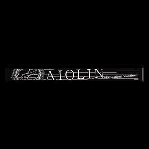 AIOLIN ロゴラバーバンド