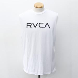 BIG RVCA TANK (WHITE)