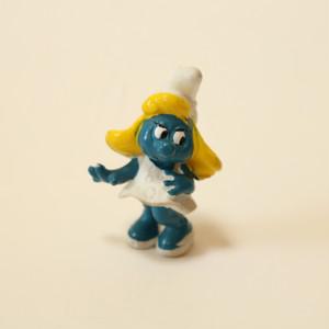Smurfette figure ・スマーフェット フィギア U.S.A
