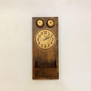 レトロ調掛け時計/CL-07