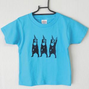 【送料無料!】キッズ circusマレーグマさんTシャツ